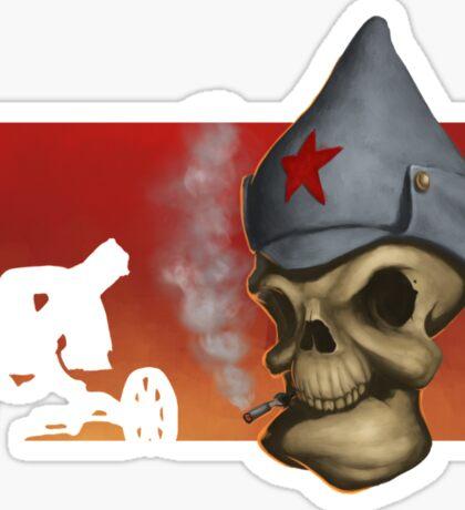 Red Army Sticker