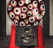 Eyeball Anyone? by Paige Reynolds