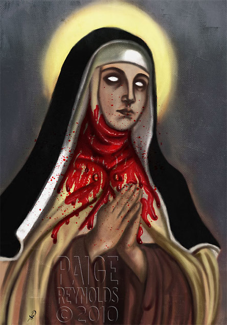 The Martyr by Paige Reynolds