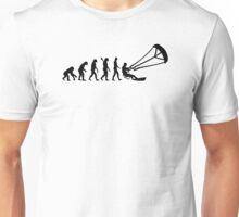 Evolution Kitesurfing Unisex T-Shirt
