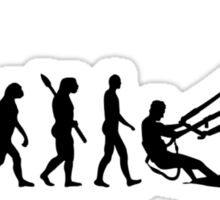Evolution Kitesurfing Sticker