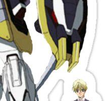 Gundam Wing - Sandrock Sticker