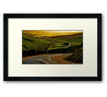 """Peace In The Valley"" Framed Print"