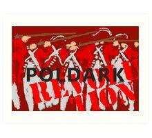 Poldark Revolution Art Print