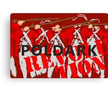Poldark Revolution Canvas Print