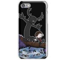 Will and Hannibal iPhone Case/Skin