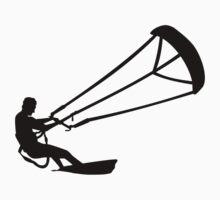 Kitesurfer by Designzz
