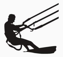 Kitesurfing by Designzz