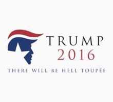 Trump 2016 by andrewstames