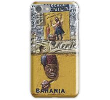 """Exclusive: """" Banania & Chocolat Meunier """" / My Creations Artistic Sculpture Relief fact Main 27  (c)(h) by Olao-Olavia / Okaio Créations iPhone Case/Skin"""