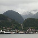 Hilly Ketchikan by zumi