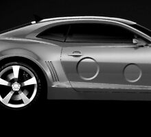 camero concept car by tinncity