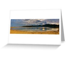 Lagoon bay Greeting Card