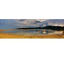 Lagoon bay Photographic Print