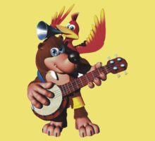 Banjo-Kazooie Kids Clothes