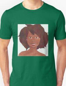 Afro Girl Unisex T-Shirt