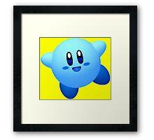 Blue Kirby Framed Print