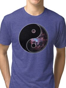 AESTHETIC ~ Yin Yang #1 Tri-blend T-Shirt