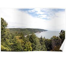 Bay of Fundy Poster