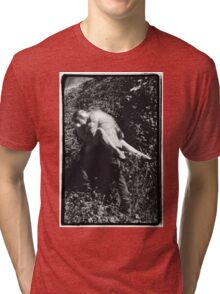 Playing in nature Tri-blend T-Shirt