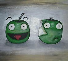 Happy Apple, Sad Apple by Corinne Watson