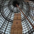 Melbourne central glass ceiling by sarbi