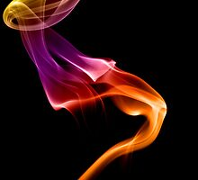 Simply smoke (Rising colours) by Scorpion9