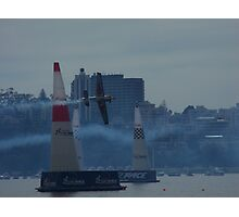 Red Bull Air Race Photographic Print