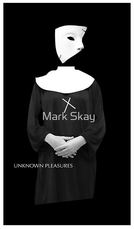 UNKNOWN  Pleasures Nun by Mark Skay