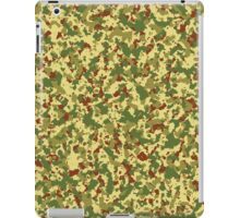 Camo 13 - Desertification 2 iPad Case/Skin