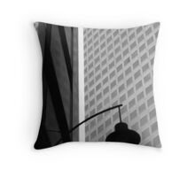Panes Throw Pillow