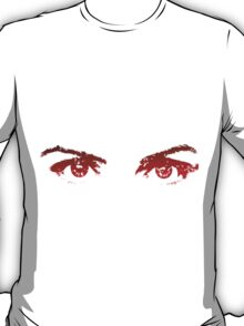 Red evil eyes T-Shirt