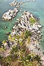 Miniature Boulders - Belitung by ferryvn