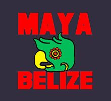 MAYA BELIZE Women's Fitted Scoop T-Shirt