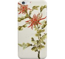 Spider Mums iPhone Case/Skin