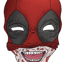 Deadpool, Merc With a Mouth by laceyyyy