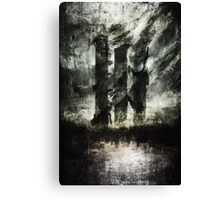 Witches of Salem Canvas Print