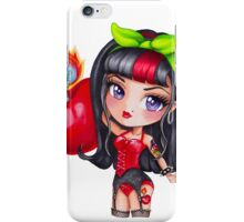 Cherry Bomb Sizzle iPhone Case/Skin