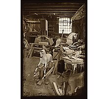 The dream factory Photographic Print