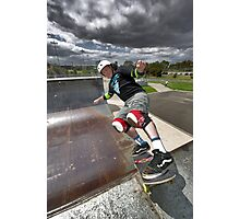 Rock to Fakie Photographic Print