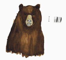 Bear by grace1993