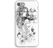Dragon Teacher Ink iPhone Case/Skin