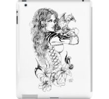 Dragon Teacher Ink iPad Case/Skin