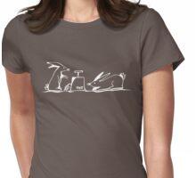Destructobunnies Womens Fitted T-Shirt