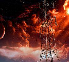 Pylon Doom by Thomas Scurr