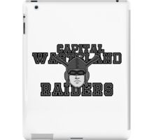 Capital Wasteland Raiders iPad Case/Skin