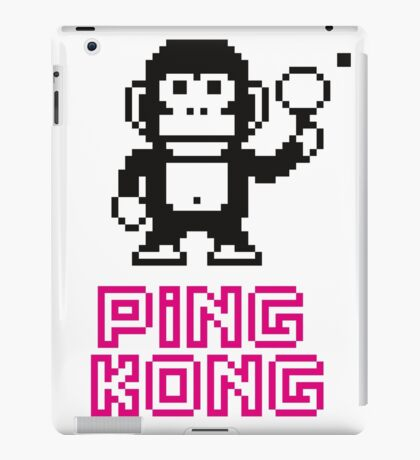 Ping Kong iPad Case/Skin