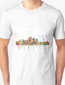 Louisville, Kentucky Skyline T-Shirt