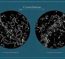 Constellations by Terry  Fan