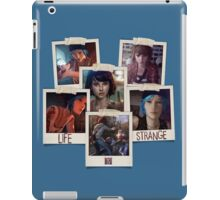 Life Is Strange - Photo Collage iPad Case/Skin
